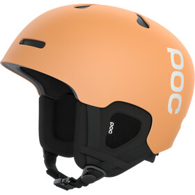 POC Auric Cut Casque, light citrine orange